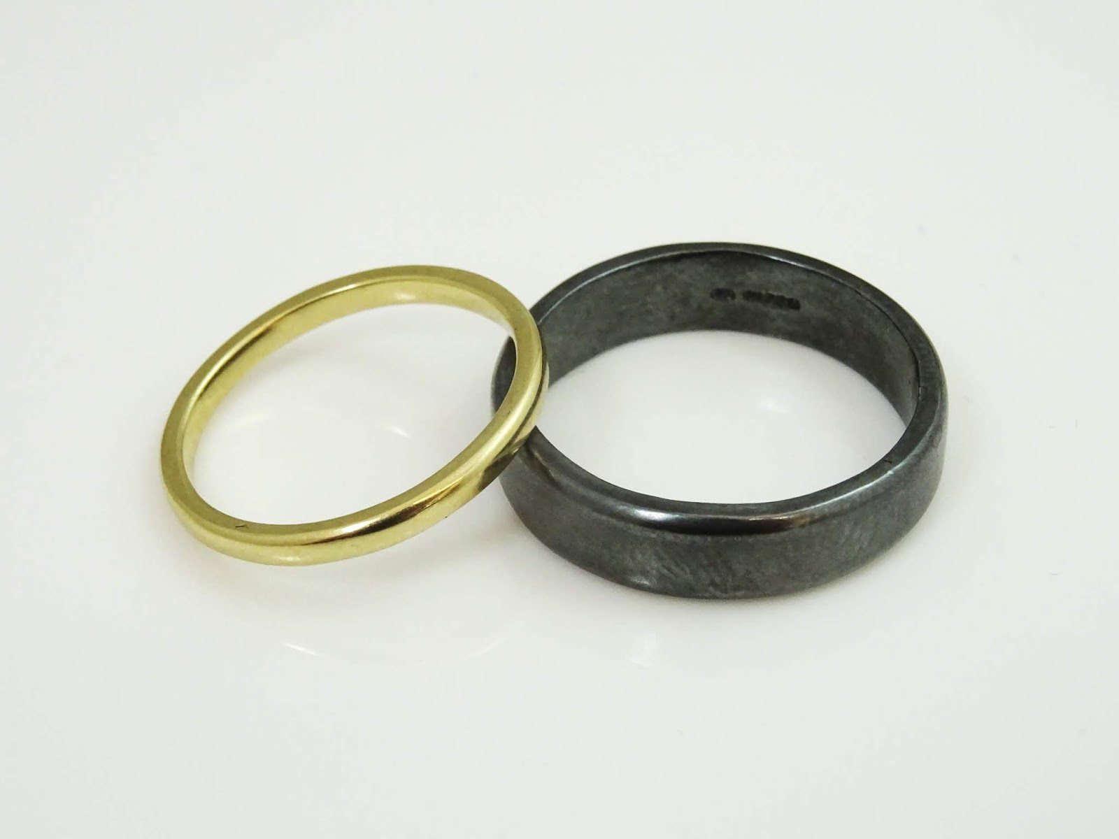 Scarlett Erskine Jewellery Make Your Own Wedding Rings And
