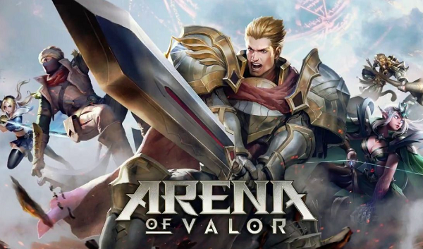 Game Arena of Valor (AoV)
