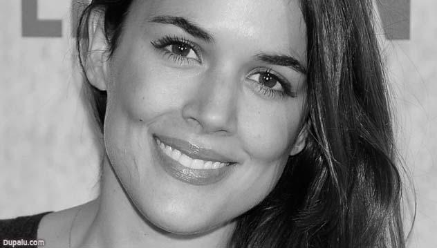Adriana Ugarte. Madrid, 17 de enero de 1985