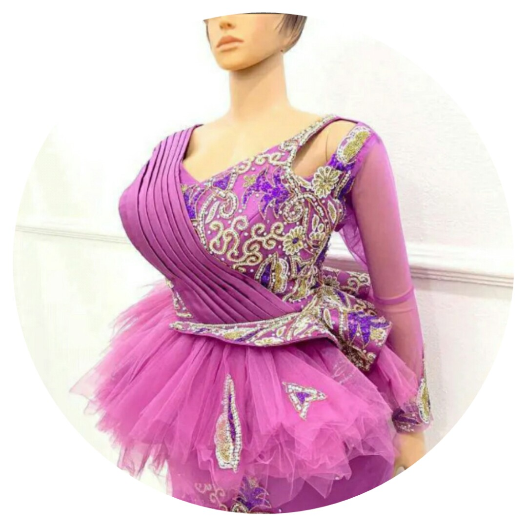 New Arewa Fashion Designs For Wedding and Chick Events, 2021