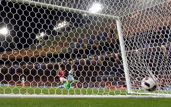 ผลบอล ฟุตบอล ยูโร2016