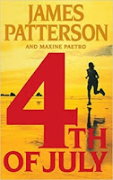 4th of July by James Patterson and Maxine Paetro (Book cover)