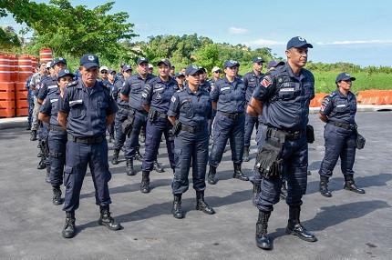 Concurso da Guarda Mmunicipal de Maricá (RJ): Prefeito aprova lei com 200 vagas