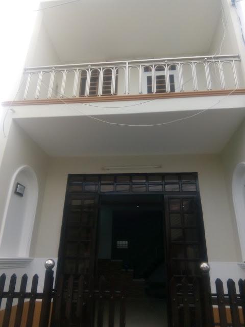 Bán nhà Phường Long Bình Tân hẻm ba gác 58.7 mv (CYNT)