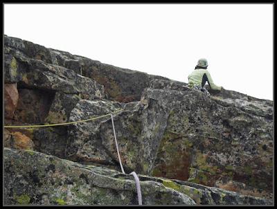 Pico Torres, Directísima