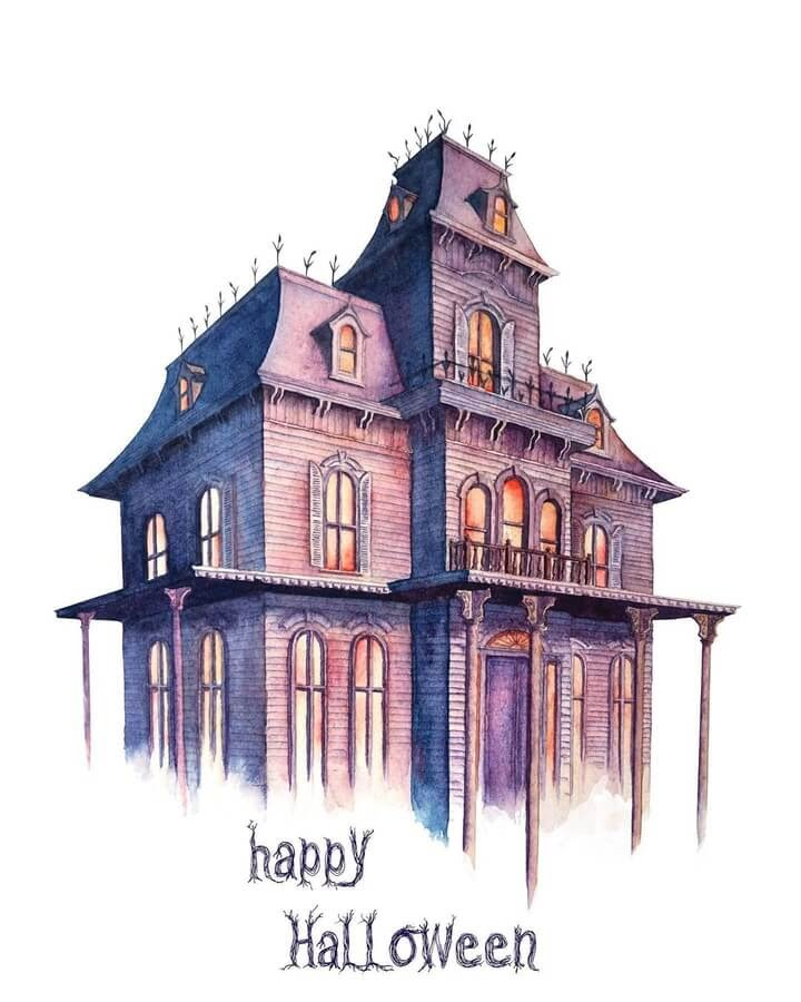 08-Victorian-haunted-house-Sarah-Quarelle-www-designstack-co