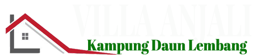 Villa Anjali Kampung Daun Lembang-Bandung