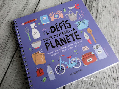 Bulles de Plume - 40 Défis pour protéger la planète (Editions Pera)