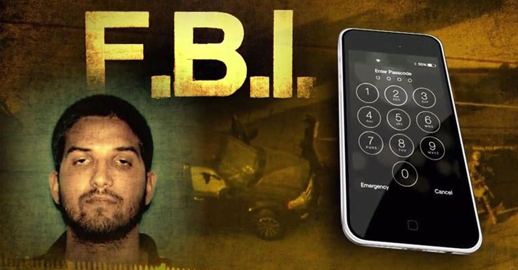 Report: Nothing useful found on San Bernardino Shooter's iPhone
