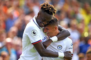 Chelsea Youngsters Abraham And Mount Nominated For PFA Young Player Of The Year