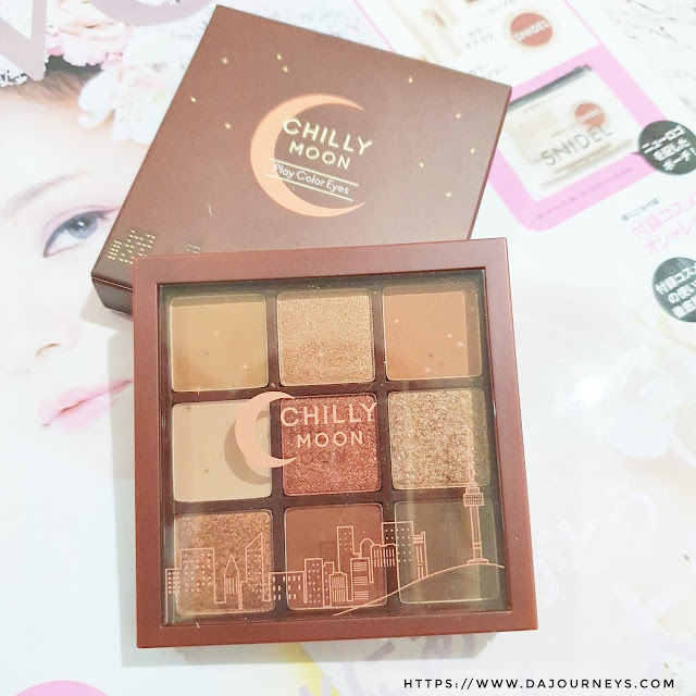 Review Etude Play Color Eyes Chilly Moon