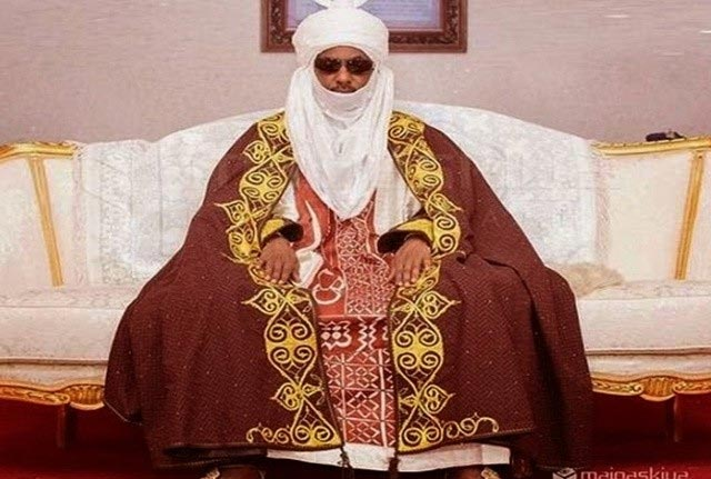 If Buhari does not change, I'll become an opposition - Emir of Kano Sanusi