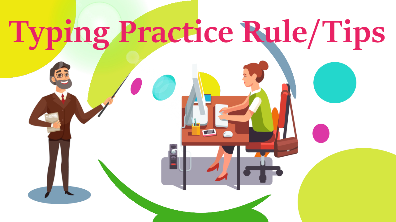 typing practices tips