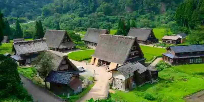 Essay on My Village - My Village Essay For 10th Class