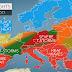 Πώς εξηγείται το φαινόμενο για τους αφόρητους καύσωνες που πλήττουν την Ευρώπη