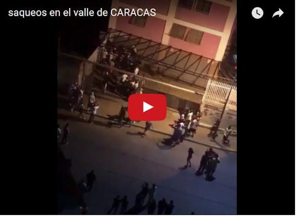 10 saqueadores de El Valle murieron achicharrados