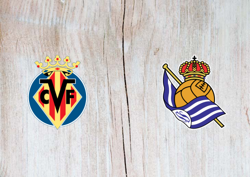 Villarreal vs Real Sociedad -Highlights 30 January 2021