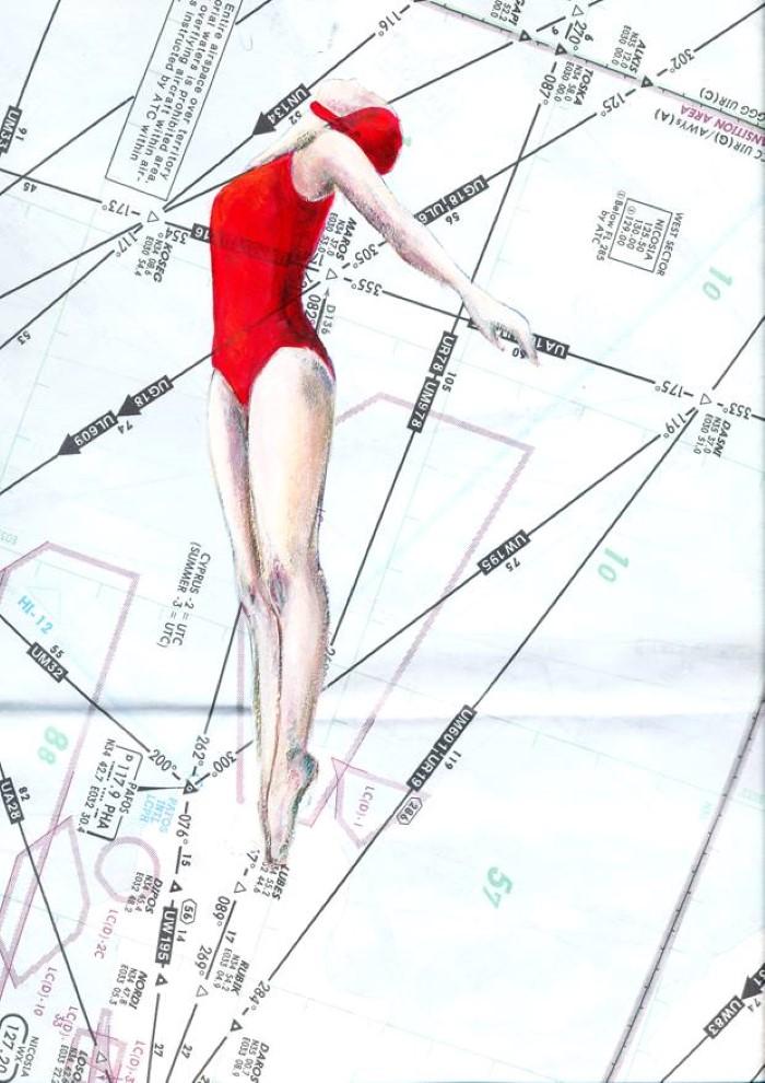 Свои работы я посвящаю красоте. Roberta Pinna