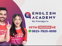 RuangGuru, Aplikasi Belajar Bahasa Inggris Online Terbaik