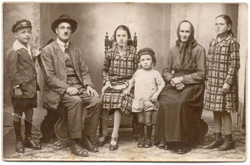 Famiglie e costellazioni