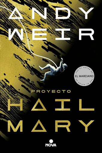 13 - Proyecto Hail Mary - Andy Weir - Nova