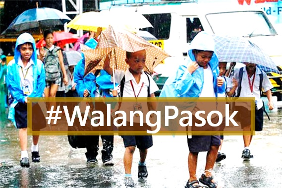 Class suspensions for Thursday, August 11, 2016