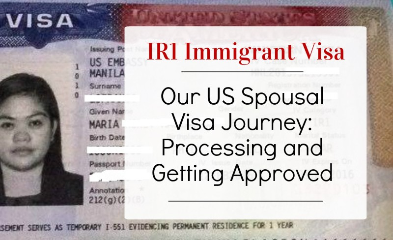 Our US Spousal Visa Journey: Processing and Getting Approved
