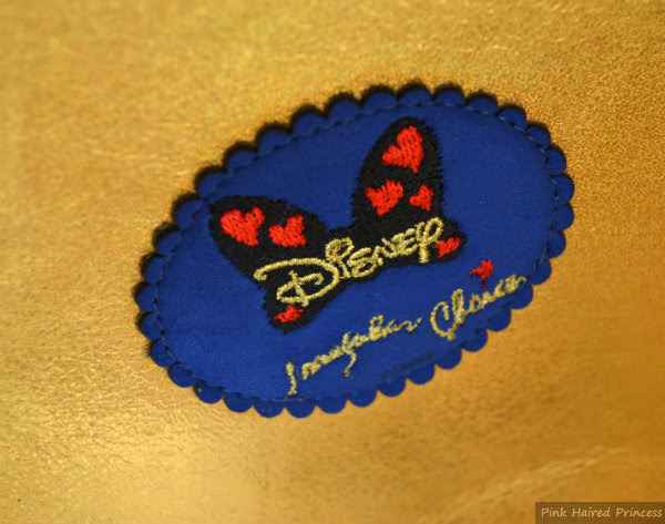 Irregular Choice Disney brand label