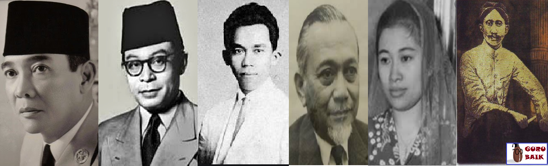 gambar tokoh-tokoh Indonesia