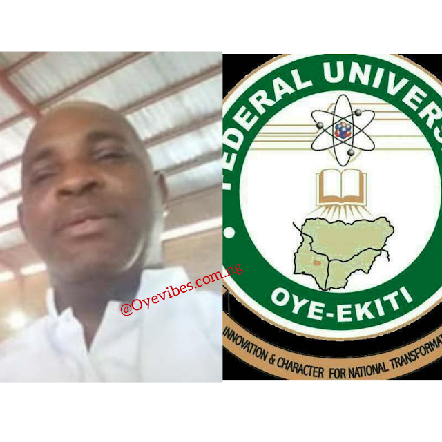 MUST SEE: Federal University Oye-Ekiti Professor Allegedly Impregnates a 16-year-old student (Full Details + Photos)