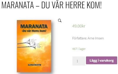 Maranata - Du vår Herre kom!