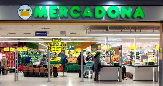 buongiorno A Coruna - Supermercati Mercadona