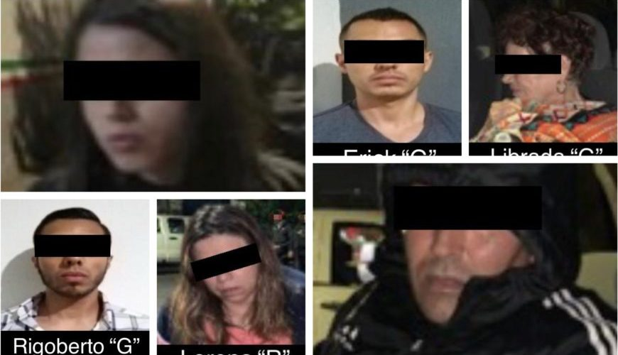 Caen seis Sicarios del CJNG en Zapopan, Jalisco, tres mujeres entre ellos