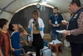 روسيا تزود العراق بمعلومات عن علاج فيروس كورونا