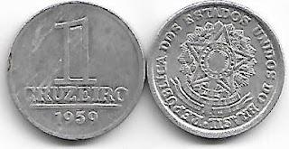 1 Cruzeiro, 1959