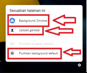 Cara Mengganti Latar Belakang Beranda Google Chrome Dengan Foto Sendiri