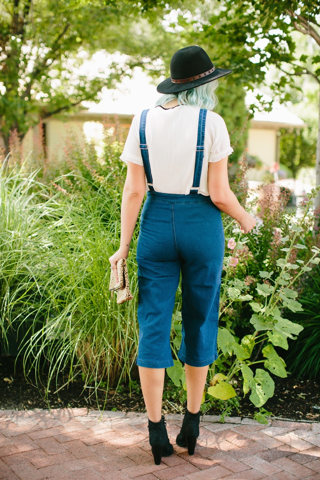Overalls, Modest Outfit, Paige Avenue