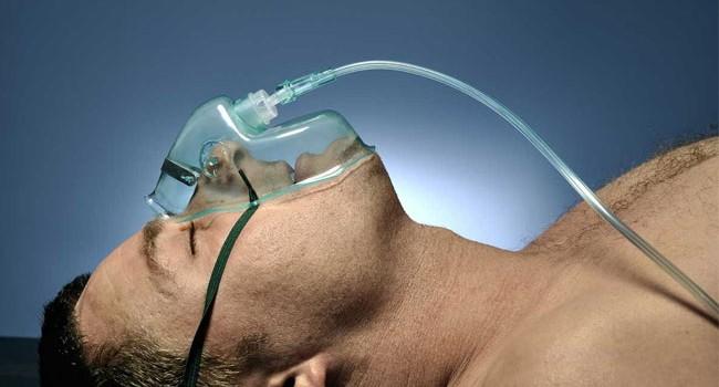 La oxigenoterapia