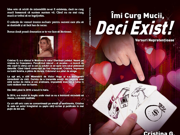Îmi Curg Mucii, Deci Exist! – Collection of Ironic Poetry