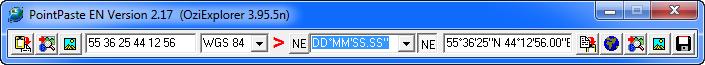 Программа PointPaste