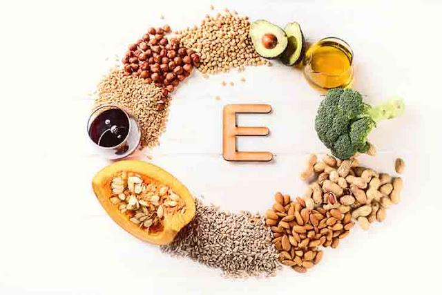 Pass the vitamin E