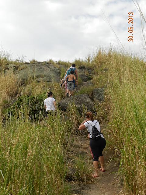 Trilha da Pedra da Tartaruga - Guaratiba - RJ