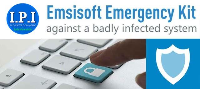 Come eliminare i virus e ripulire il PC con Emsisoft Emergency Kit
