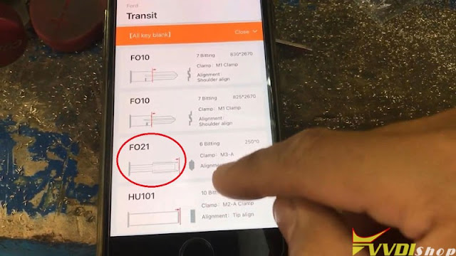 xhorse-dolphin-xp005-ford-transit-fo21-key-3
