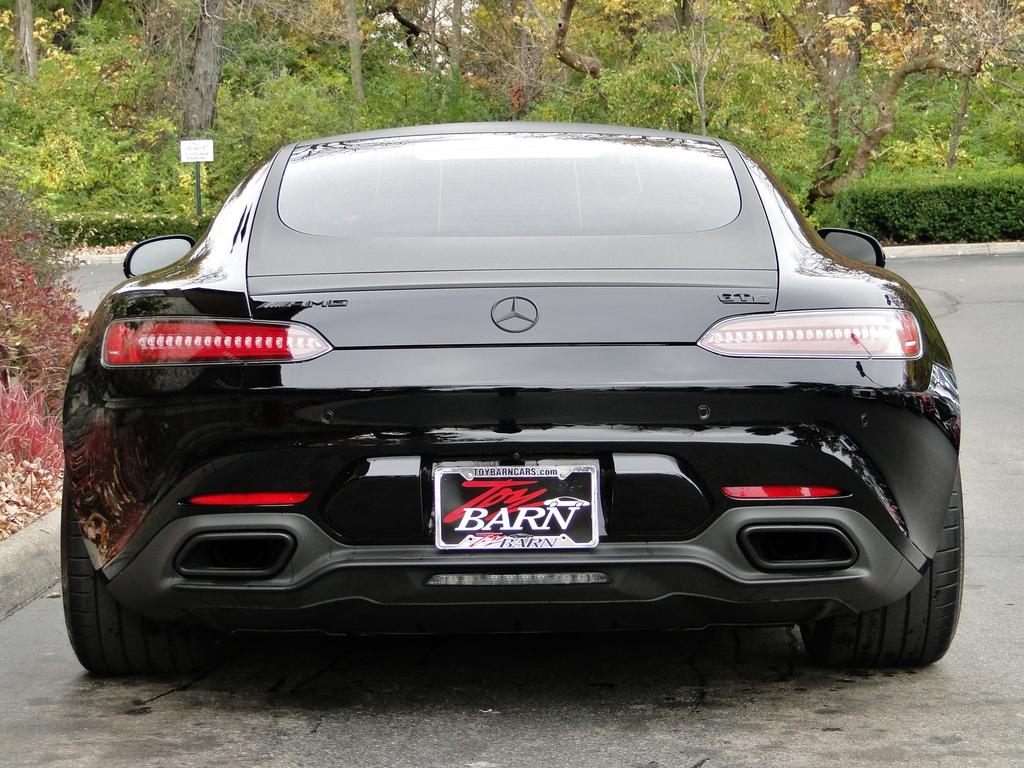 Mercedes-Benz AMG GTS on Velos Wheels | BENZTUNING