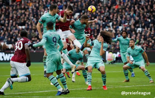 West Ham United vs Arsenal 1-0 Highlights