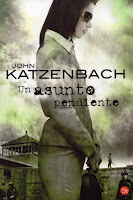 Resultado de imagen para el asunto pendiente portada libro katzenbach