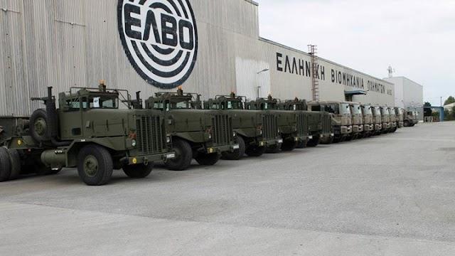 Η νέα εποχή της ΕΛΒΟ και οι προσδοκίες για τον Στρατό Ξηράς και το τζιπ
