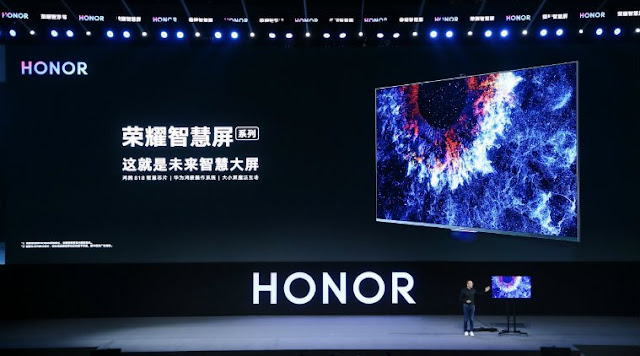 Honor Vision TV will come with HarmonyOS