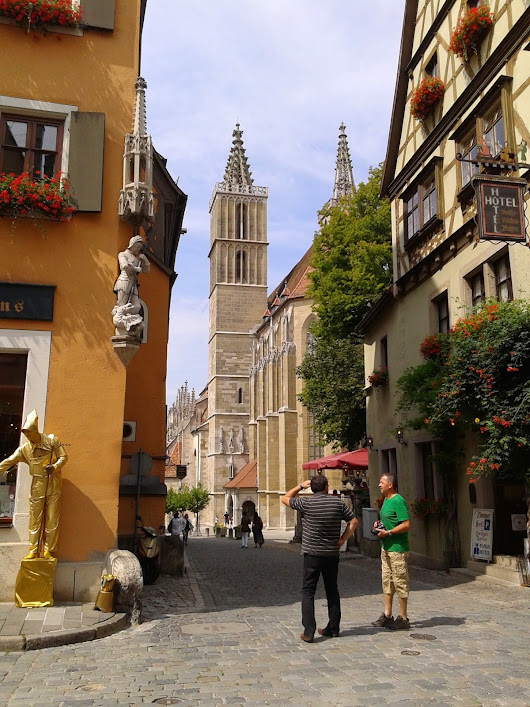 Our European Vacation {Day 12 - Rothenberg}